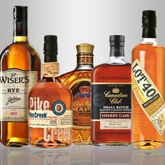The Five Biggest Canadian Whisky Myths #whiskey #liquor