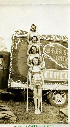 Circus, 1942