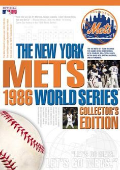 The New York Mets 1986 World Series Collector's Edition