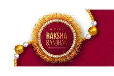 Raksha Bandhan emblems   Pre-Designed Illustrator Graphics ~ Creative Market Raksha Bandhan Greetings, Happy Rakhi, Happy Rakshabandhan, Whatsapp Dp, Badge, Greeting Cards, Creative, Holiday, Vacations