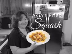 HD Easy Asian - Redneck Fusion Cooking Recipes  :  Fried Squash - Subscr...