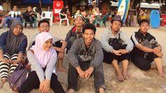 Pantai Kuta (Kuta Beach) in Badung, Bali