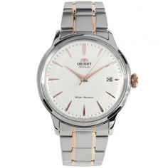 RA-AC0004S RA-AC0004S10B Orient Bambino Automatic Male Watch Gents Watches, Casual Watches, Watches For Men, Chronograph, Omega Watch, Accessories, Products, Men's Watches, Men's Watches