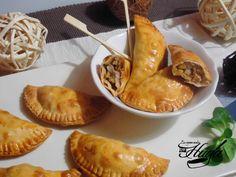Empanadillas de cocido gallego | Las mejores recetas de  Huga @RecetasHuga