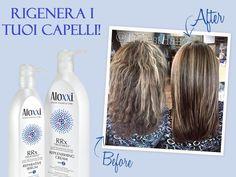 RRx non è una ricostruzione, sarebbe troppo facile :-) AloXXi RRX è l'evoluzione del classico Collagene, arricchito di molte più proprietà rigeneranti, facile da usare e adatto a ogni tipo di capelli. Non ci sono più scuse, affrontiamo l'Inverno rigenerando i nostri capelli!