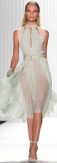 J. Mendel #fashion #style #runway