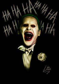 Suicide Squad Director Describes Jared Leto's Joker As Majestic ...