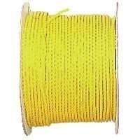 Lehigh Secure Line PY345 Twisted Polypropylene Rope, 3/4-Inch by 150-Foot, Yellow by Crawford-Lehigh. Save 28 Off!. $79.56. From the Manufacturer                This 3/4-inch by 150-foot twisted polypropylene rope reel can be used for camping, pool markers, and much more. Because of its light weight and flexibility, polypropylene (poly) is the only rope which floats, and for this reason is very popular for use as pool markers and water sports. It is a balanced rope, which hangs straight and…