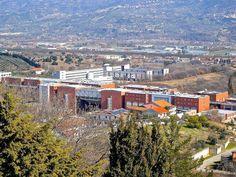 Vittorio Gregotti, University of Calabria campus University, Cabin, River, Architecture, House Styles, Outdoor, Home, Spring, Decor