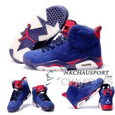 Nike Air Jordan 4 Classique Chaussure De Basket Homme Rouge Noir 2