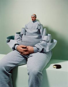 Surrealistische fotografie van Hugh Kretschmer, Weird, Man, Russian Doll, Photographer, Effect, Layout, Photography, man