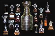 NHL Awards...now THAT is a whole lotta bling. ... Watch Hockey on your mobile FREE : http://www.amazon.com/gp/mas/dl/android?asin=B00FVD65JG