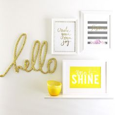 Light Up Marquee Signs @heidiswapp #heidiswapp #hsMarqueeLove #diy #marquee #sign