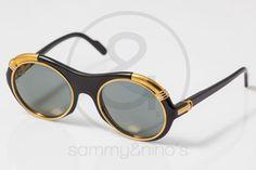 Image of Cartier Diabolo 53-21 :: Vintage Sunglasses