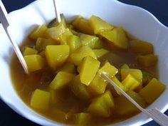 Omelette Muffins, Pickels, Chutney, Sweet Potato, Mashed Potatoes, Picnic, Mango, Vegan Recipes, Food And Drink