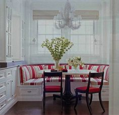 Kitchen Corner Booth On Pinterest Dining Table Bench