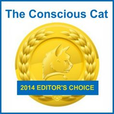 The Conscious Cat - conscious living, health and happiness for cats and their humans.  Ten best cat products.