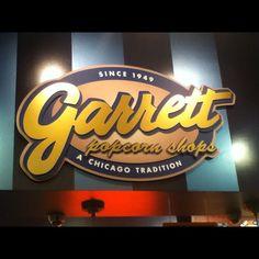 Garrett Popcorn Shops • Photo by allysa_diehl