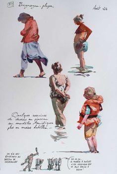 Une Bretagne par les Contours / Brignogan-plages  23/10/2014