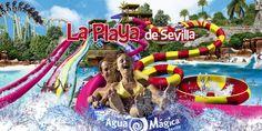 ¡Isla Mágica estrena parque acuático este año! ¿Todavía no lo conoces?