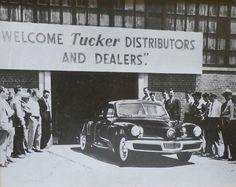 Tucker Automobile - 1948