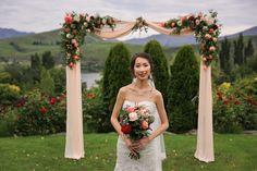Arch Flowers, Unique Flowers, Floral Arch, Wedding Flowers, Wedding Dresses, Funeral, Repurposed, Wedding Venues, Bouquet