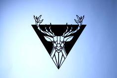 Design a výroba ocelových obrazů. Triangle, Tattoos, Design, Tatuajes, Tattoo, Tattos, Tattoo Designs