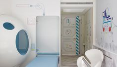 Hospital Infantil - Estação Lunar  (juegaterapia_gregorio_marañon)