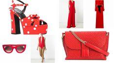Kad ne znaš šta ćeš da obučeš, obuci crveno!