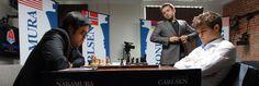 Amplio reportaje de la 5ª ronda de la Copa Sinquefield. Hoy, Magnus Carlsen se juega el título: http://chesslive.com/blog/2013/09/15/sinquefield-ronda-5-magnus-carlsen-entabla-con-nakamura/