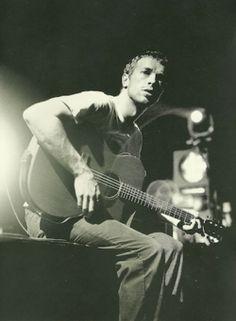 lovely Chris & guitar