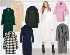 """Love Coats!!! I cappotti più cool dell'inverno? Abbiamo scovato per te 20 modelli """"top"""" da non lasciarsi scappare!"""