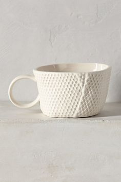 Honeycomb Mug #anthropologie