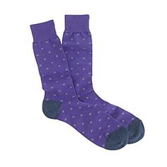 Small dot socks  $14.50