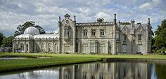 Kilruddery House, County Wicklow, Ireland (Lady Gresham's house in Becoming Jane)