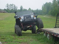 Metcalf MONSTER Jeep