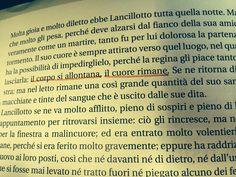 Capito Lancillotto si !   ~Lancillotto e Ginevra ~