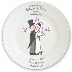 Seems like a good wedding souvenir