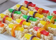 Candy sushi... So cute!