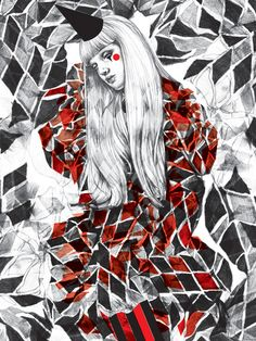 POPUPARTSHOP_LinaEkstrand_Illustrations_mcqueen1