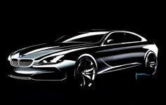 BMW-Gran-Coupe-Sketch-1