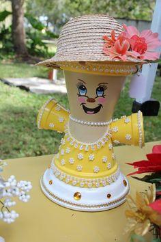 Image result for terracotta pot crafts