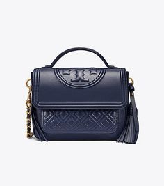 96809381fd72 FLEMING SATCHEL by Tory Burch
