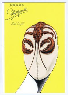 'Schiaparelli & Prada Head Concepts'