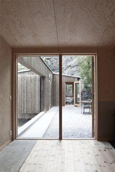 Architecture Details, Interior Architecture, Interior And Exterior, Cabin Design, House Design, Scandinavian Architecture, Cottage Interiors, New Homes, 1