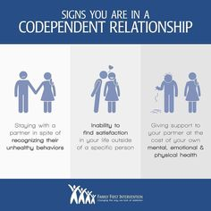can you save a codependent relationship
