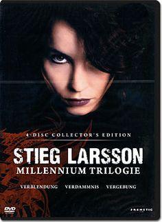 millenium trilogie x