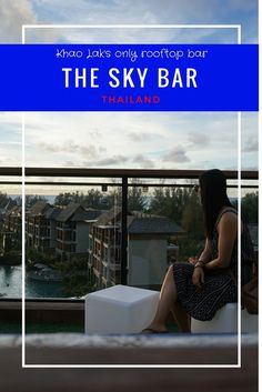 Do you love visiting rooftop bars? Check out the Sky Bar at Thailand's Mai Khao Lak Beach Resort and be mesmerised by dazzling views.
