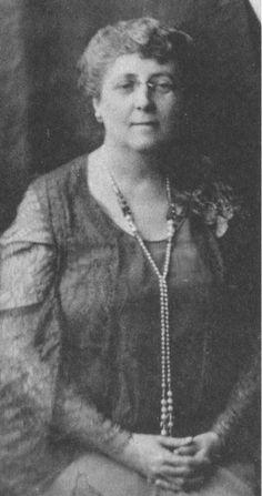 Lucy Maud Montgomery portrait