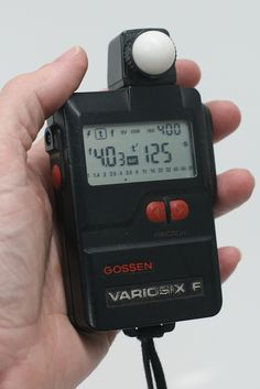Light metering basics.